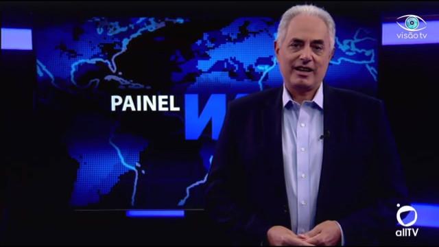 <p>Imprensa – Estréia de novo programa de William Waack na Visão TV, uma webtv nas redes sociais<p>