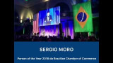 <p>Instituições públicas – Pronunciamento de Sérgio Moro na Chamber of Commerce de New York é de estadista<p>