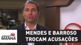 <p>Justiça – E o Supremo Jeitinho continua a decepcionar profundamente a cidadania brasileira: vejam o horror do bate-boca!<p>
