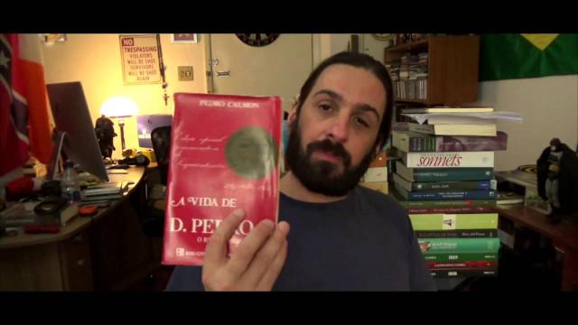 <p>Livros – Uma bibliografia impecável para quem quer de fato se aprofundar no conhecimento do Brasil monárquico