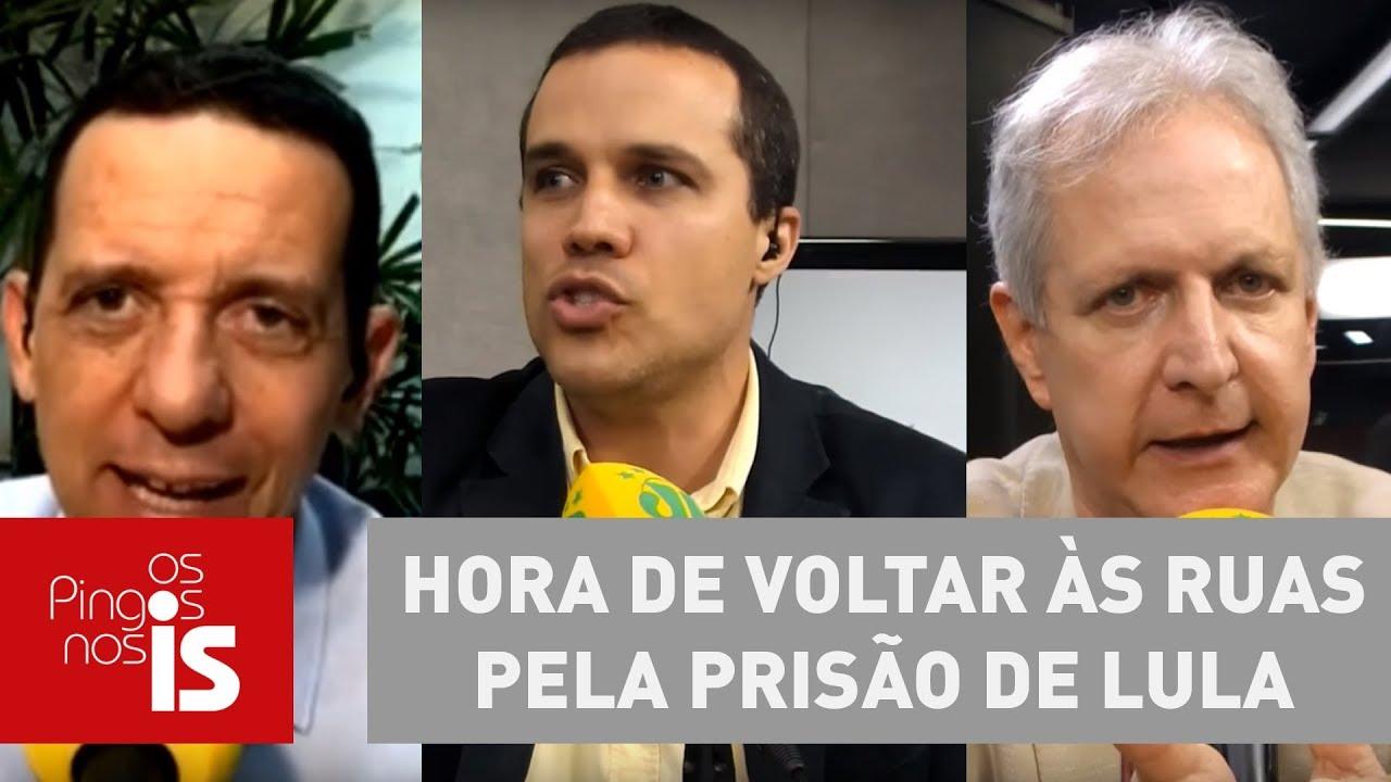 <p>Mídia – Jovem Pan – um dos poucos espaços da grande mídia brasileira livre de jornalistas socialistas fabianos!<p>