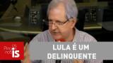 <p>Mídia – Mais um comentário imperdível de Augusto Nunes sobre a necessidade de desconstrução do mito Lula<p>