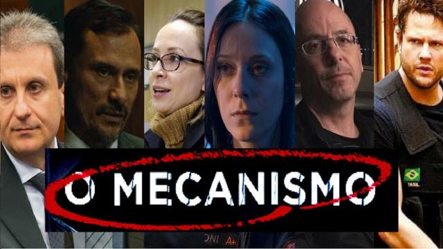 <p>O mecanismo – Veja a tradução do teaser de lançamento da série dublada em inglês e veja quem é quem<p>