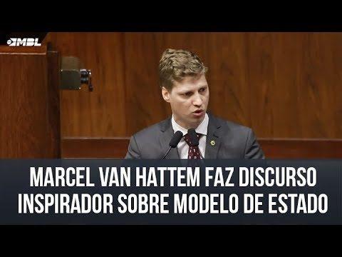 <p>Política – Consistente pronunciamento do deputado Marcel van Hattem do Rio Grande do Sul<p>