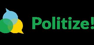 <p>Educação política – dever cívico: passar adiante o guia do eleitor do Politize<p>