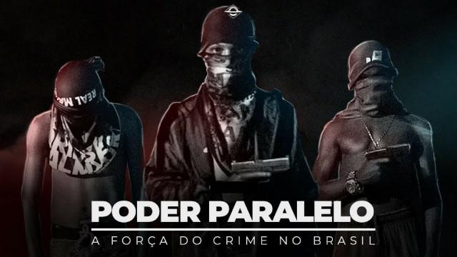 <p>Segurança pública – Brasil Paralelo lança programa sobre o poder do crime que desafia a soberania nacional<p>