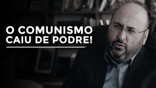 "<p>Debate público – Brasil Paralelo entrevista o jornalista Diego Casagrande que polemiza: ""O Comunismo Caiu de Podre!""<p>"