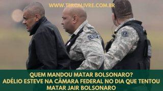 <p>Denúncia – José Carlos Sepúlveda revela armação na Câmara dos Deputados para criar um álibi para o autor do atentado contra Jair Bolsonaro<p>