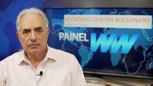 <p>Eleições 2018 – Consequências do atentado contra Bolsonaro, segundo William Waack<p>