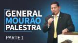 <p>Eleições 2018 – Palestra do Gen. Mourão do BTG Pactual dá uma panorâmica da estratégia geo-política brasileira<p>