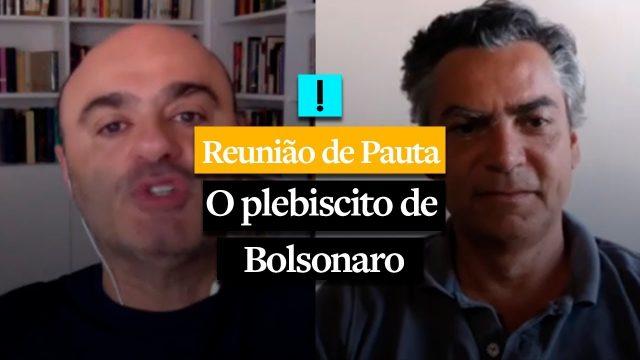 <p>Eleições 2018 – Veja excelente comentário de O Antagonista sobre Bolsonaro que, como massa de pão, quanto mais batem, mais cresce<p>
