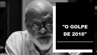 """<p>Filosofia – o filósofo Luiz Felipe Pondé denuncia a manipulação política da esquerda sobre """"o golpe de 2016""""<p>"""