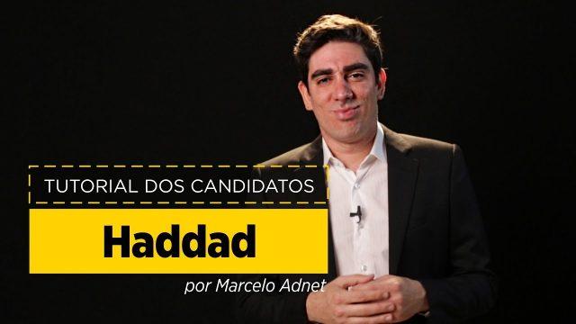"""<p>Humor – Querem ver a imparcialidade da grande mídia? Assistam a série """"Tutorial dos Candidatos"""", de Marcelo Adnet<p>"""