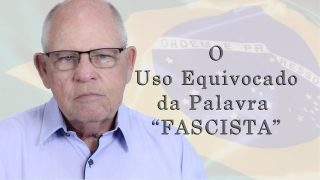<p>Educação política –  Silvio Matos explica quem são os verdadeiros fascistas no cenário político brasileiro<p>