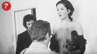"""<p>Redes sociais – Volta a circular o registro da """"incrível"""" performance da artista Marina Abramovic da década de 70!<p>"""