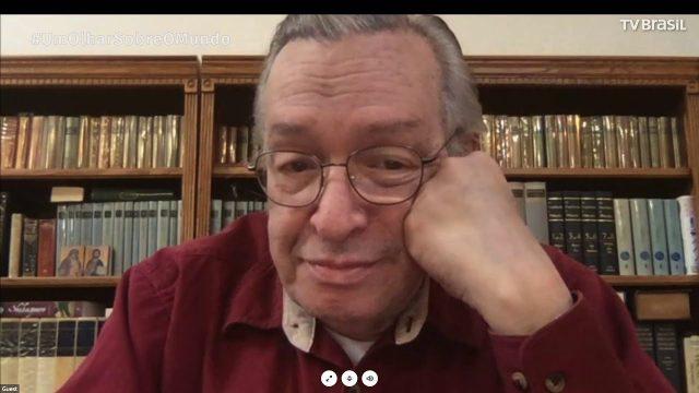 <p>Imprensa – Moisés Rabinovici, um dos poucos jornalistas que enfrentam Olavo de Carvalho sem <em>parti pris</em><p>