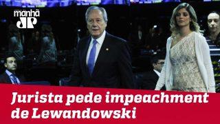 <p>Política – Com a iniciativa de pedido de impeachment de Lewandowski aumenta a responsabilidade de manifestação de 200 milhões de cidadãos brasileiros<p>