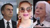 <p>Redes sociais – Vejam como o senso comum desmonta o discurso da grande mídia no caso do motorista de Flávio Bolsonaro e a defesa dos artistas por Fernanda Montenegro<p>