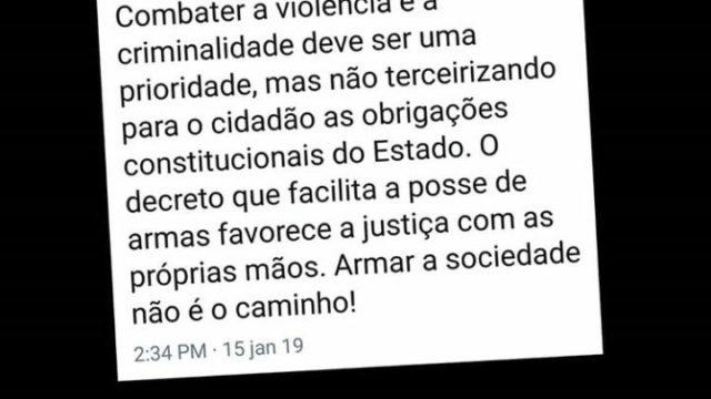 <p>Política – Do twitter de Marina Silva, a ignorância explícita sobre a função do Estado que todo esquerdista insiste em distorcer<p>