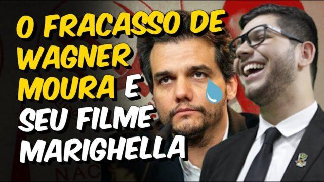 """<p>Filme – Felipe Ferreira comenta a farsa do filme """"Mariguella"""" do esquerdista Wagner Moura<p>"""