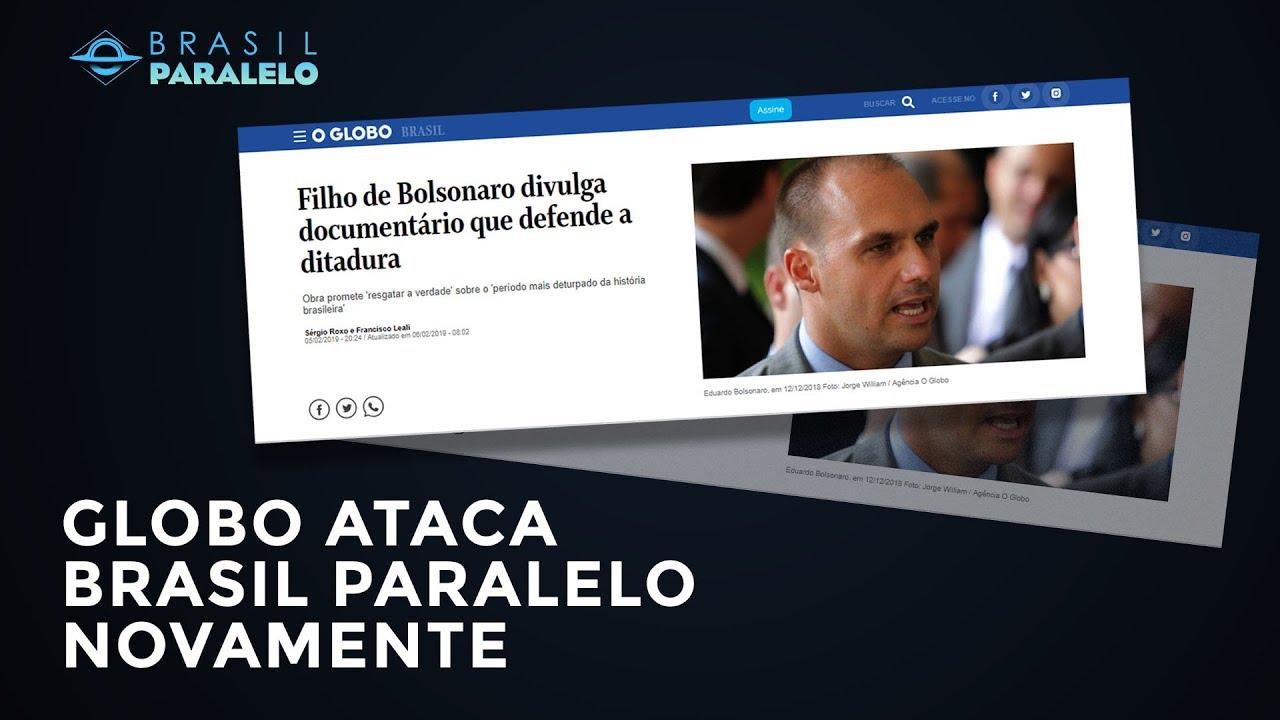 <p>História do Brasil x jornalismo – Brasil Paralelo lança documentário sobre 64 e já provoca polêmica no jornalismo enviesado<p>