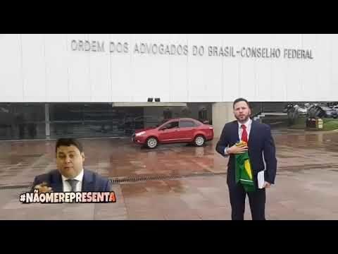 <p>Manifestos – Advogado protesta contra OAB aparelhada e pede anulação da eleição de presidente esquerdista<p>