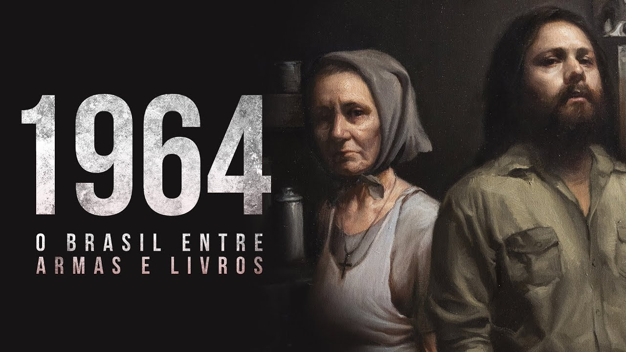 <p>História do Brasil – Brasil Paralelo lança documentário sobre 1964 destorcendo as narrativas esquerdistas da mídia e da academia<p>