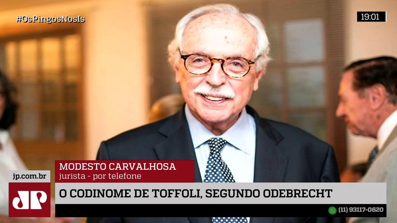<p>Justiça &#8211; As razões de Modesto Carvalhosa para o pedido de impeachment do &#8220;amigo do amigo de meu pai&#8221;<p>