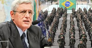 Política – editorial do Gen. Rocha Paiva, do Clube Militar, sobre as manifestações de 26/05