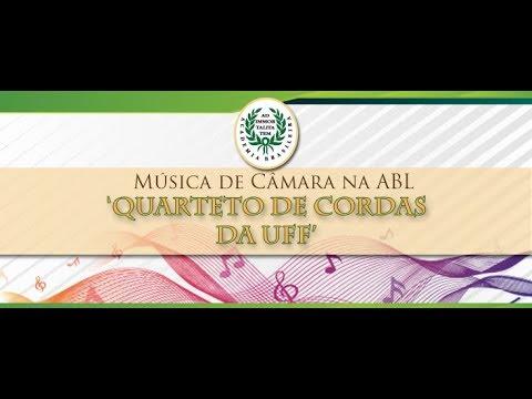 <p>Alta cultura &#8211; Para apaziguar o domingo, ouça o Quarteto de cordas da UFF e Linda Bustani<p>