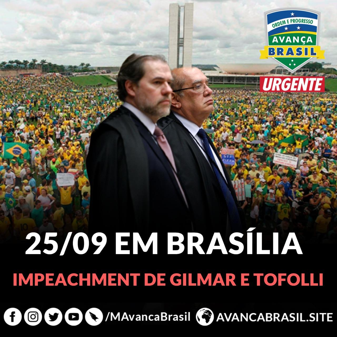 Política – E a sociedade civil responde nas redes à convocação para 25/9: 1,7 milhões de ativistas do MAB