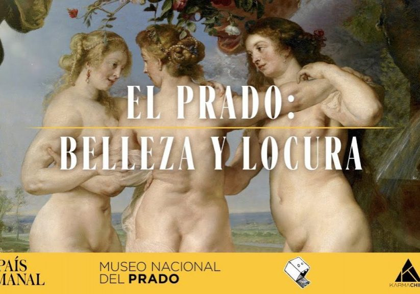 Alta cultura – animação das master pieces do Prado, numa homenagem do El País