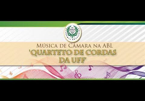 Alta cultura – Para apaziguar o domingo, ouça o Quarteto de cordas da UFF e Linda Bustani