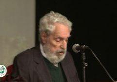 <p>Alta cultura &#8211; Segue o ciclo sobre &#8220;O barroquismo brasileiro&#8221;, com palestra de Mario Guerreiro sobre &#8220;Persuasão e convencimento&#8221;<p>