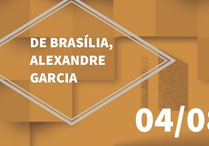 """Imprensa – """"Alguém precisa lembrar ao Supremo que não deveria haver ninguém acima da lei"""", por Alexandre Garcia"""