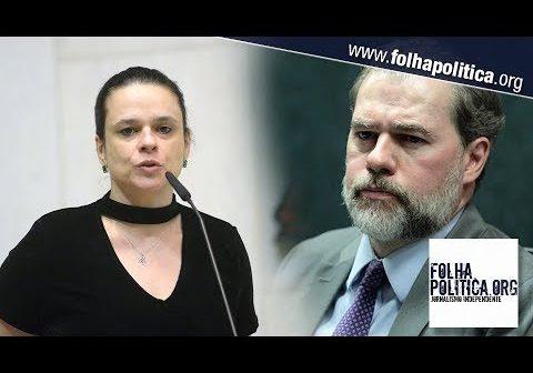 Justiça – Suprema desmoralização de nosso Supremo Jeitinho. Viva Janaína Paschoal!