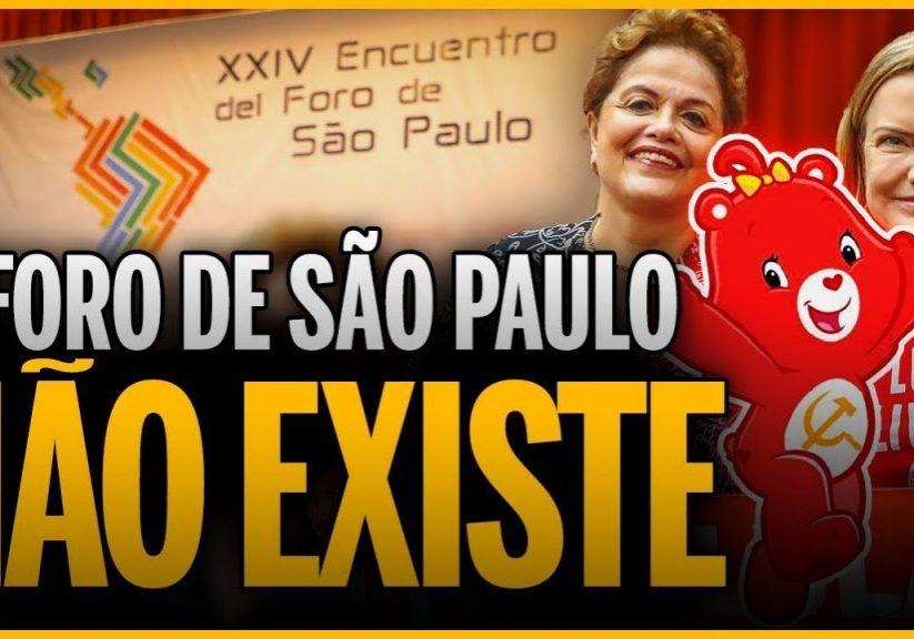 Política – cresce o movimento pela instalação da CPI do Foro de São Paulo
